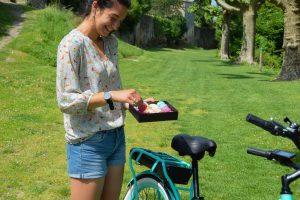 Visite guidée Eymet Vélo électrique Pedego